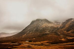 Destination of the Heart - Scotland by se7eninone