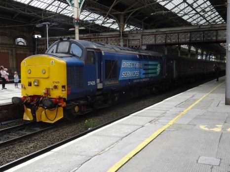 DRS/AN 37 425 at Preston (Picture 5) by BoomSonic514