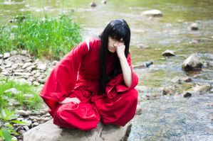 Tired of Waiting for Kagome by amaleighcp