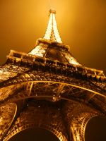 Paris by night by emilie-draw