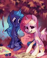 Intellect and Creativity by My-Magic-Dream
