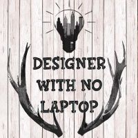 i'm a designer without a laptop by SwlloMerah