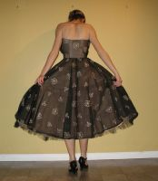 Vintage Dress 14 by magickstock