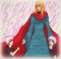 Devil May Cry:Eva and Her Jewels by Gravianime65