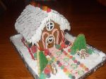 Just a gingerbread house by Nickofthewolves