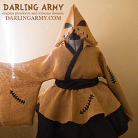 Ooogie Boogie Cosplay Kimono Dress Commission by DarlingArmy