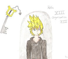 roxas is now scanned by T400naruto