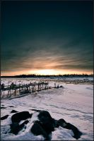 Kukkola rapids by Juzma
