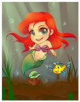 The little Mermaid by MiriArt