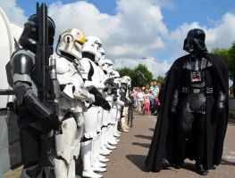 UK Garrison on Parade at the NSC 2014 (18) by masimage