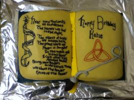 Charmed Cake by Ulla-Andy
