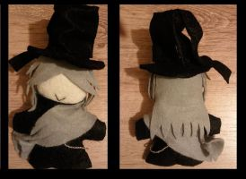 Undertaker plushie commision by SirMephisto666