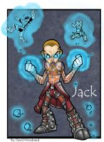 Jack by badgerlordstudios