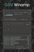 GSM Winamp by frostedflames
