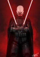 Darth Keest by DeAeRO