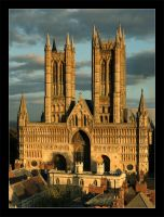 Lincoln Cathedral by walti-w