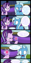 A good act of friendship by Pandramodo