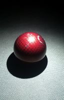 red ball by MissSweeda