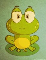 Just a random Frog by KellerAC