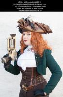 Steampunk Pirate Stock 003 by MADmoiselleMeliStock