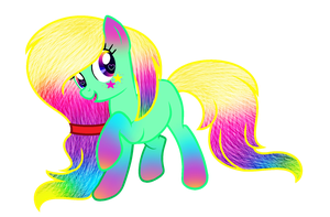 Ber |Rainbow power (Update) by BloodLover2222