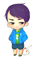 Shane (Stardew Valley) by OwlyButts