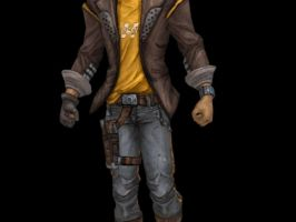'Borderlands: the Pre-Sequel' Handsome Jack XPS!!! by lezisell