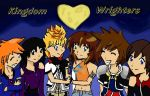 Banner for Kingdom Wrighters by ForsakenAngelRukia