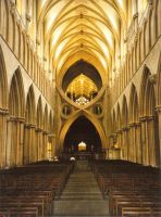 Wells, England - Cathedral 2 by Ovid2345