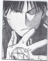 Roy Mustang by roy-mustang