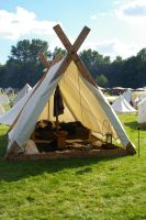Viking Tent by Benthor