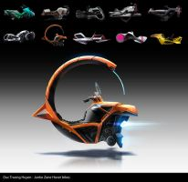 DucTruongHuyen-BUS501-Midterm-Project1-Bikes by theartdepartment