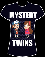Gravity Falls T-Shirt by ArtLily