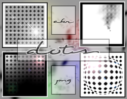 22 dots brushes 100x100 by sudynlj