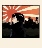 Sherlock in Tokyo, a variation by mortmere