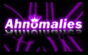 Ahnomalies YouTube Logo by mralle60