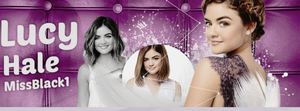 Lucy Hale by MissBlack1