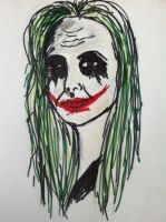 Me as the Joker by timonlover123