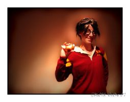 Whos got the Snitch by LadyDagger