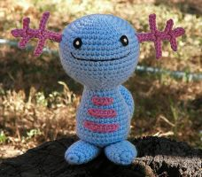 Wooper Plush 2 by W0IfDreamer