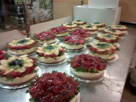Cheesecakes Galore! by JunieNicole