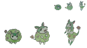 New Grass Starter by Claudiamore