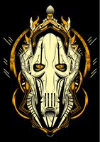 General grievous by protecnika by Protecnika