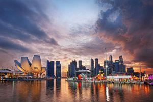 Marina Bay, Singapore by josgoh