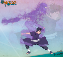 Obito Uchiha (susano) by Ovik97
