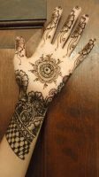 Eid 2011  Henna 3 by A-w0man