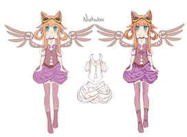 Steampunk adoptable auction (#22)- CLOSED by Natsuba