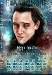 Loki_February_calendar2014 by manulys