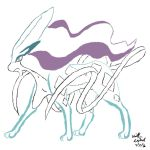 Suicune Tribal by ArchangelVampire