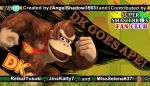Donkey Kong Challenger Approaching! by AngelShadow3593